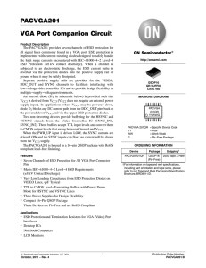 VGA Port Companion Circuit