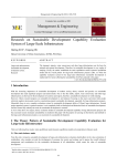 Management & Engineering System of Large-Scale Infrastructure