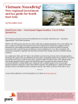 Vietnam NewsBrief  New regional investment and tax guide for South