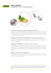 Case Study Rotavapor for nutraceuticals Customer: Italian phyto-pharmaceutical company