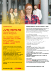 JOIN Internship Students (m/f)