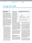 Chicago Fed Letter The fall and rise of the global economy
