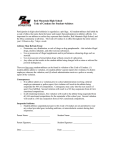 Red Mountain High School Code of Conduct for Student-Athletes