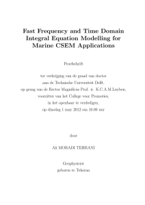 Fast Frequency and Time Domain Integral Equation Modelling for Marine CSEM Applications