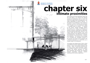 chapter six intimate proximities