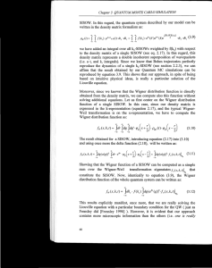 Chapter 3 QUANTUM MONTE CARLO SIMULATION