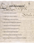 Constitution Scavenger Hunt Questions: