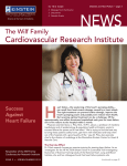 NEWS H  Cardiovascular Research Institute