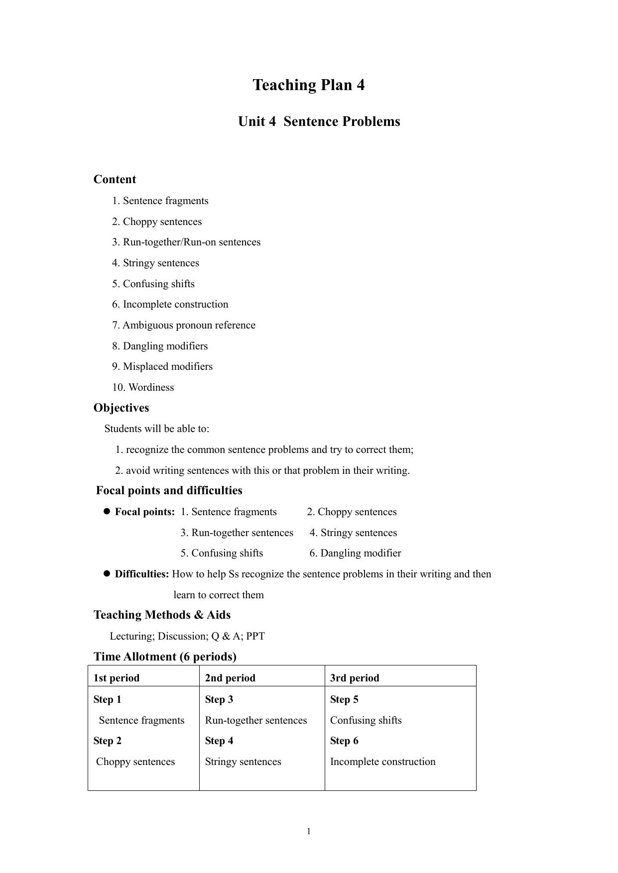 worksheet Dangling Modifier Worksheet iv sentence problems