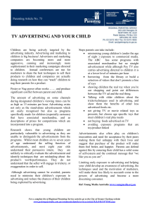 73 TV Advertising - City of Greater Geelong