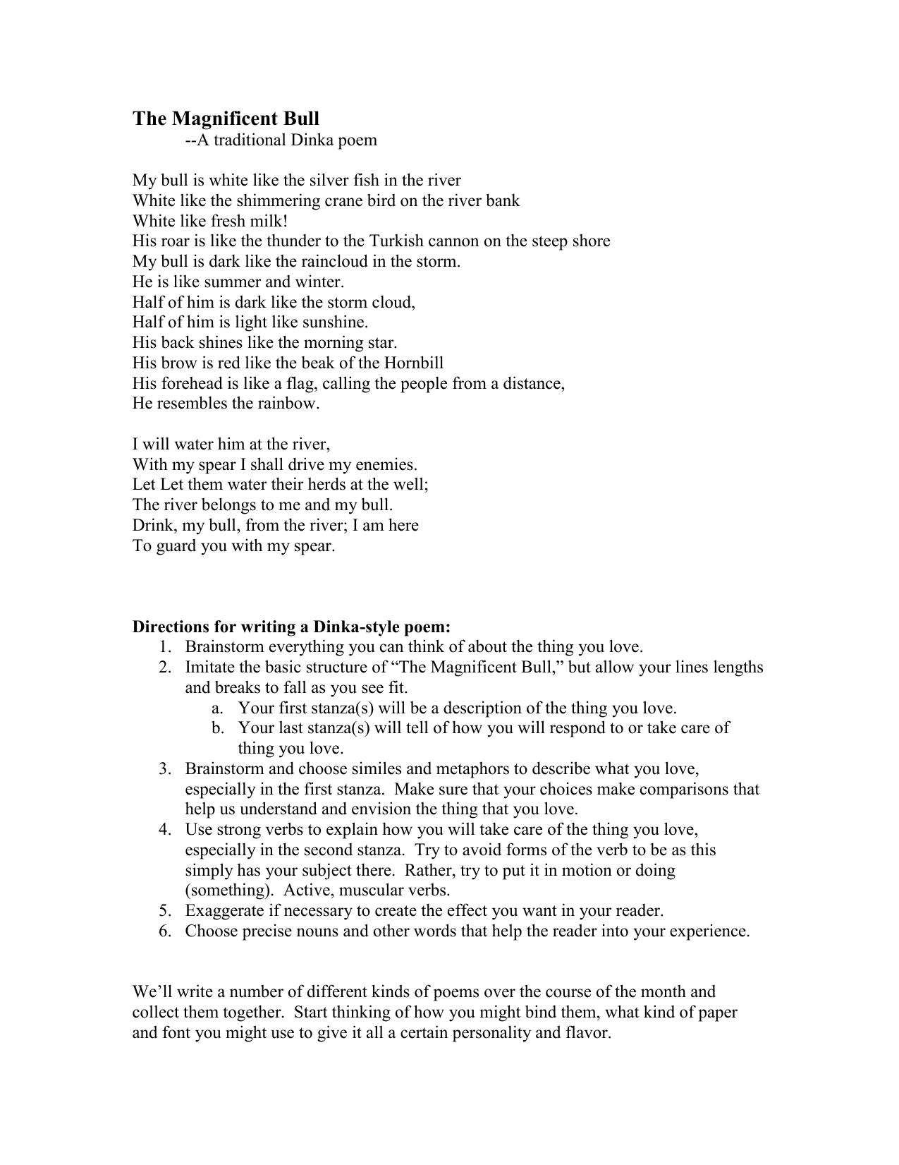 writing Dinka Poems dinka_poems