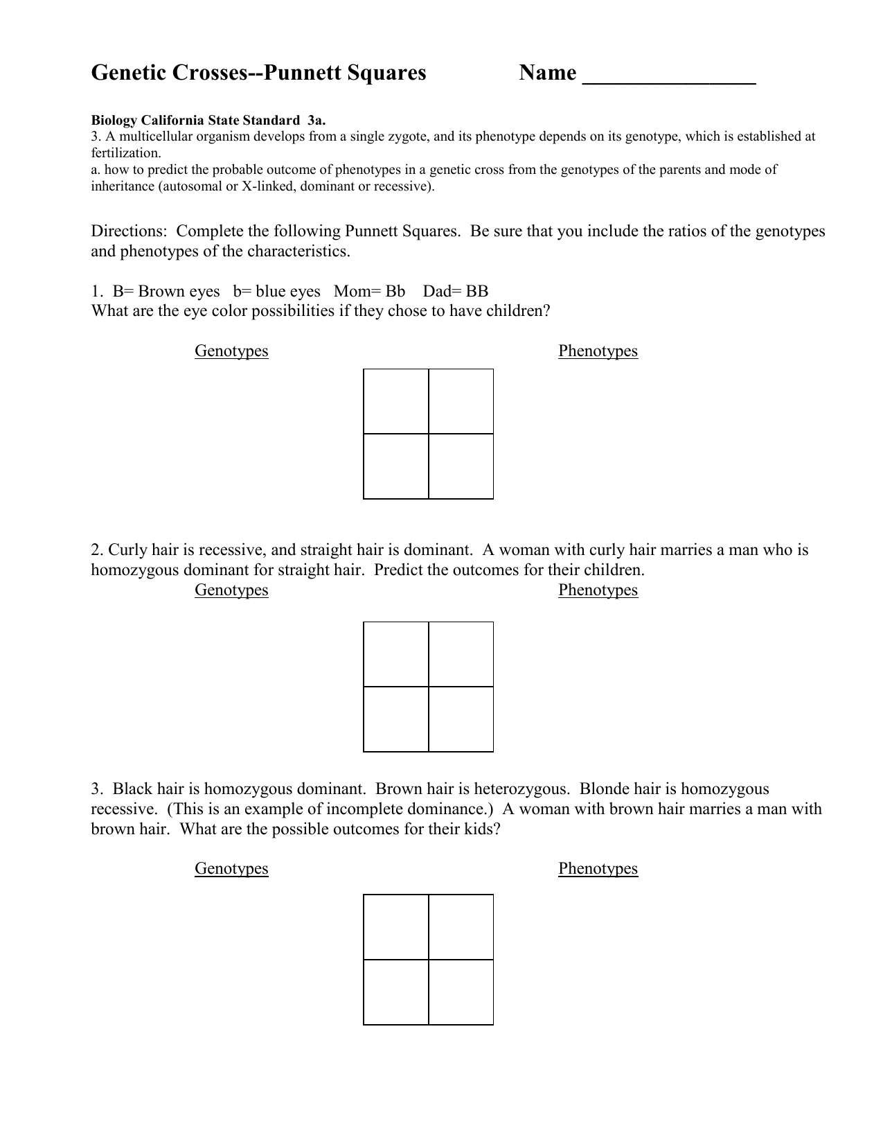 furthermore Pun t Square Worksheets   Page 3   Super Teacher Worksheets furthermore Pun t Square Worksheet 1 Answer Key   Briefencounters moreover Pun t Square Worksheet  Characteristics together with Ge ics Worksheet Answers   Mychaume as well Use your knowledge of ge ics to  plete this worksheet  Pages 1 likewise √ 15 Best Images of Pun t Square Worksheet Answer Key moreover  additionally Math Worksheets Ordering Numbers Worksheets Pun t Square further Ge ics Practice – Mixed Pun t Squares likewise ch 9 pun  square worksheet further Pun t Square Worksheet One Key   Briefencounters together with Quiz   Worksheet   Intermediate Inheritance   Study additionally Pun t Square Worksheet   FREE Printable Worksheets in addition Pea Plant Pun  Squares  5 18   YouTube besides Pun t Square Answer KEY. on punnett square worksheet 1 answers