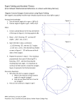 Paper Folding and Number Theory