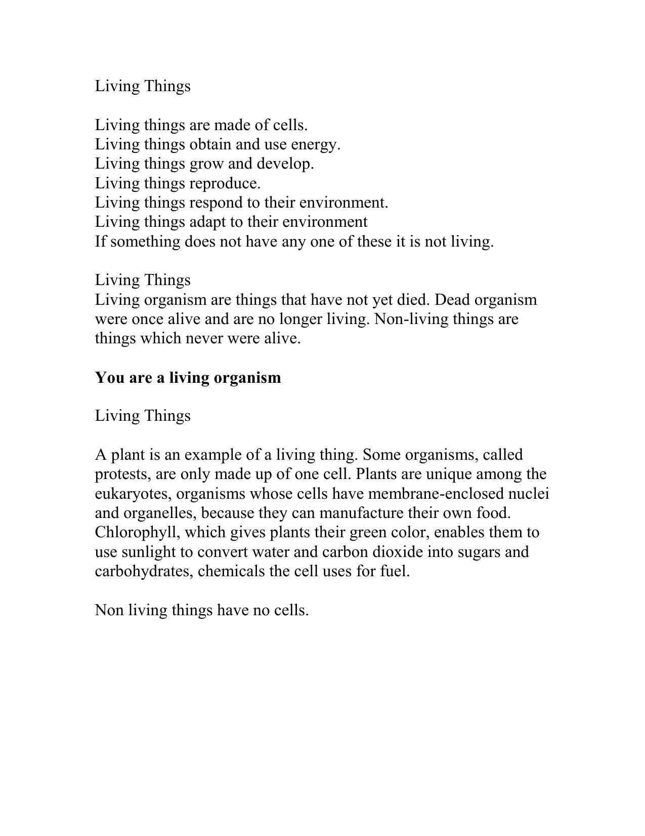 Living Things Hrsbstaff Ednet Ns Ca