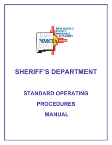 Policy Manual - New Mexico Association of Counties