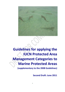 4 What is a Marine Protected Area?