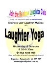 Exercise your Laughter Muscles