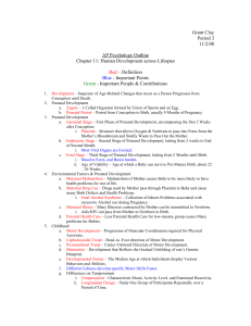 APP Ch.11 Outline Human_Development