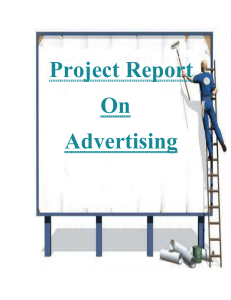 25086873-Project-Report-on-Advertising