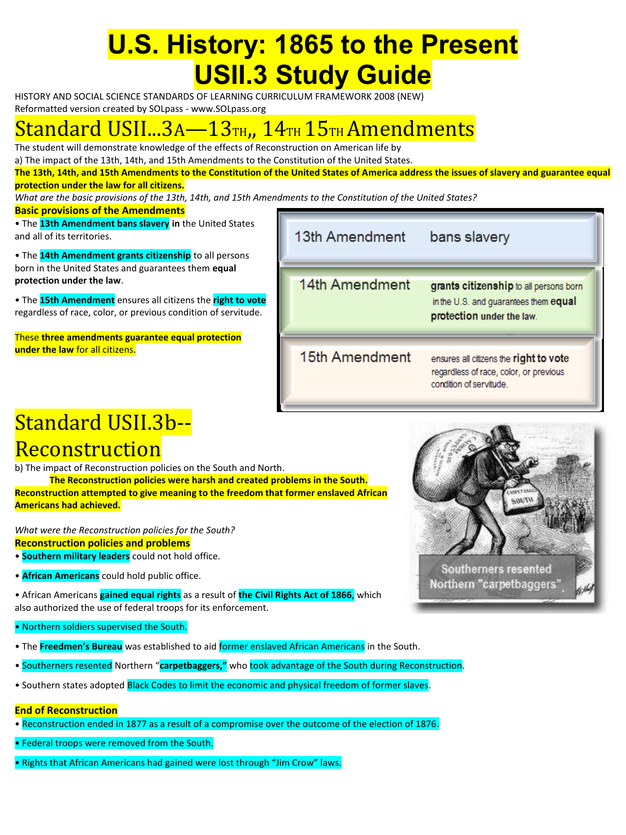 meaning of 15th amendment