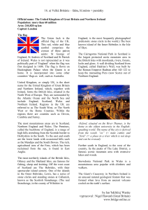 Facts: The United Kingdom of Great Britain and Northern Ireland