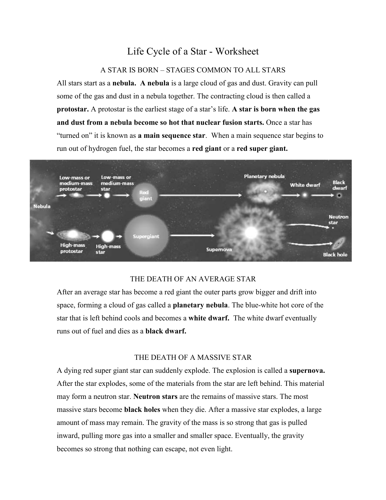 Life Cycle of a Star   Intervention Worksheet together with 15 Best Images of Star Formation Worksheet   Star Stellar Evolution likewise Stellar Evolution Lab   The Life Cycle Of A Star Worksheet printable together with Life cycle of stars by   UK Teaching Resources   TES in addition  also Star Life Cycle   Earth Science Worksheet printable pdf download moreover Life Cycle Of A Star Worksheet Answers   Free Printables Worksheet also Collection of Life cycle of a star worksheet   Download them and try together with Life Cycle Of A Star Worksheets furthermore Accounting Life Cycle Of A Star Worksheet Worksheets Solar Eclipse furthermore  furthermore Life Cycle of Stars Worksheet  Word Search by Science Spot   TpT moreover what is a life cycle – asasas club likewise simple machines activities  Life Cycle Of A Star Worksheet For Kids as well Life of a Star by a ding   Teaching Resources additionally . on life of a star worksheet