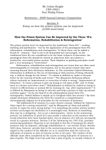 BridgeFoundation2009-Essay