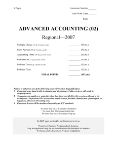 ADVANCED ACCOUNTING (02)