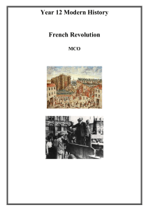 Revolutions: What is a revolution?