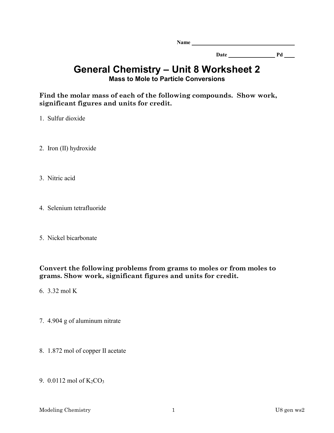 Dale Jensen Ap Chemistry further balancing chemical reactions worksheet – theprivacy co furthermore  additionally Chemistry 12   Mr  Nguyen's Website furthermore Stoichiometry worksheet chemistry unit 8  863303   Worksheets liry likewise worksheet balancing equations 623 answers – vuezcorp besides chem 11 in addition Worksheet 2 together with Westgate Mennonite Collegiate Unit 4  Chemical Equilibrium additionally Abundance Of isotopes Chem Worksheet 4 3   Briefencounters moreover Chemistry   Unit 7 Reaction Equations Worksheet 1 Pages 1   4   Text besides  together with worksheet  Chemistry Unit 8 Worksheet 4  Carlos Lomas Worksheet For moreover Chemistry 12   Mr  Nguyen's Website as well Chemistry Unit 4 Worksheet 4 Answers Unique Unit 7 Worksheet 2 together with 06 balance key balancing equations word prob   Name Pd Date. on chemistry unit 8 worksheet 4