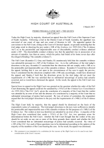 RTF 363K - High Court of Australia