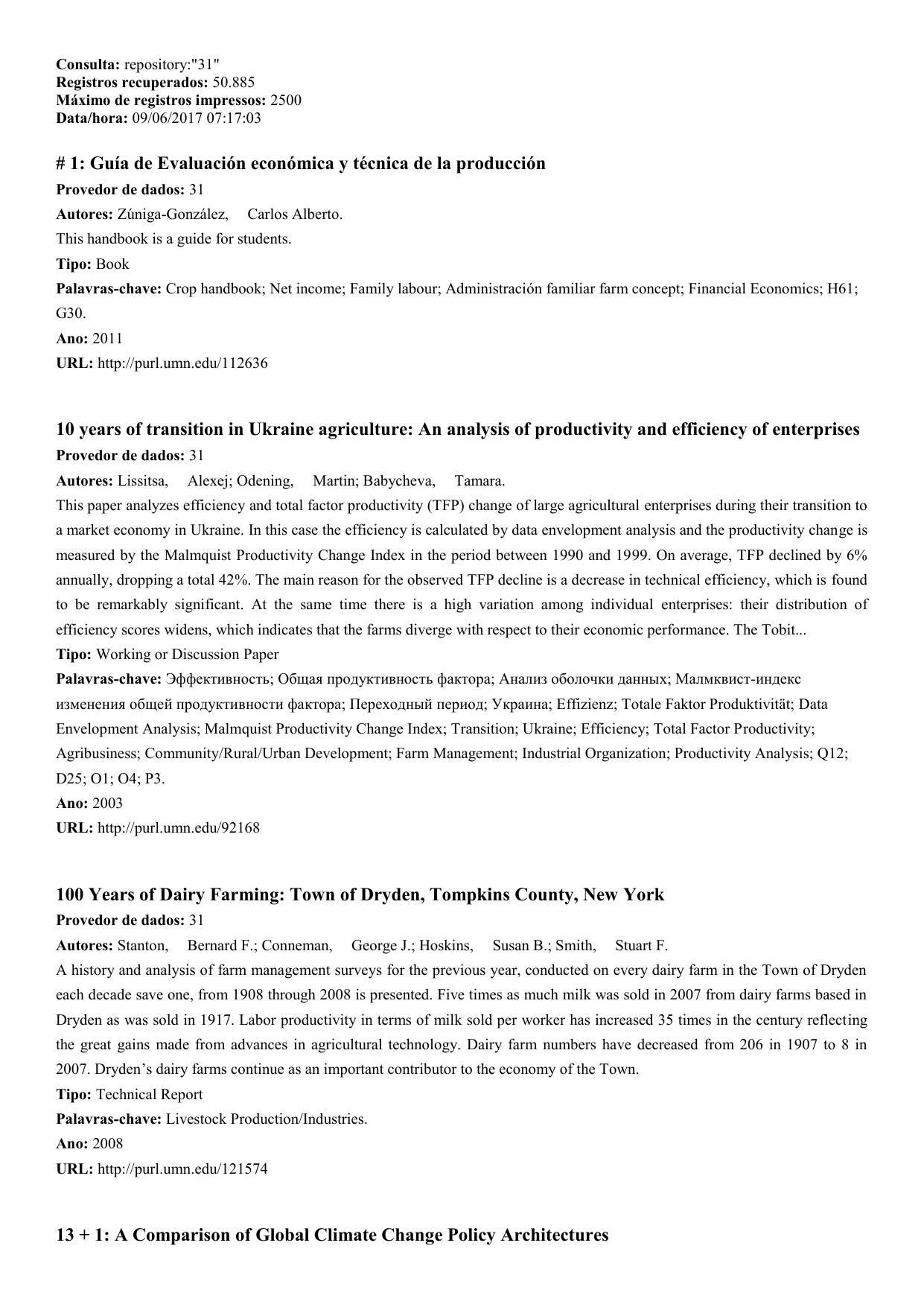 4b0a0f018 Consulta: repository: