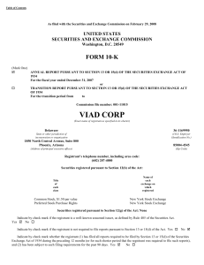 VIAD CORP (Form: 10-K, Received: 02/29/2008 13