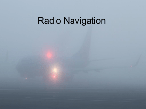 Radio Navigation - Paolo Margherita