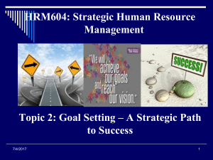 HRM604 Topic 2 Part 2