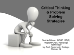 Critical_Thinking - Ivy Tech Community College