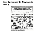 Environmental Science: An Introduction