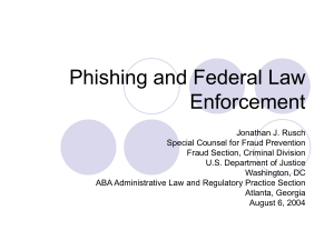 Phishing - American Bar Association