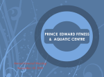 Prince Edward Fitness and Aquatic Centre