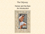 The Odyssey - Huff English