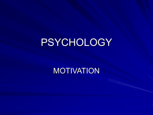 motivation - KSU Faculty Member websites
