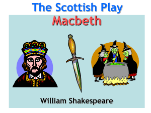 Macbeth PP Slides