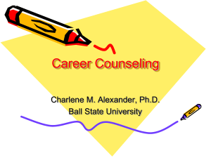 Career Counseling in Trinidad and Tobago