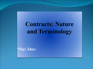 Law_of_Contract-Part_1