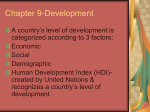 Chapter 9-Development-gdp