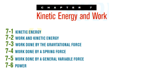 (the energy due to rotational motion), and translational (the energy