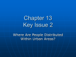Chapter 13 Key Issue 2