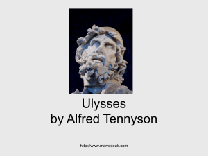 Ulysses - anthologypoems