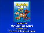The Free Enterprise System