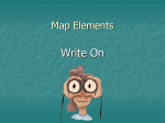 Map Elements-long. and lat